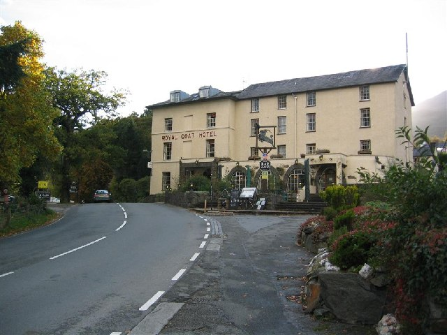 Royal Goat Hotel, Beddgelert