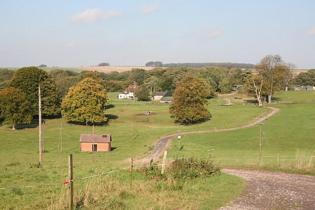 Honeyman Farm at Longwood nr Owslebury