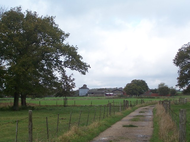 Peake Farm, near Warnford