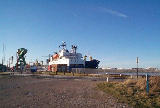BNFL Ship Terminal