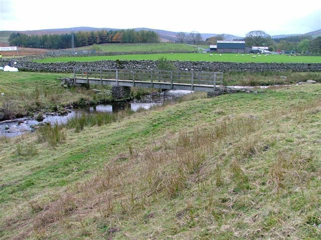 Footbridge, Cooper's Green