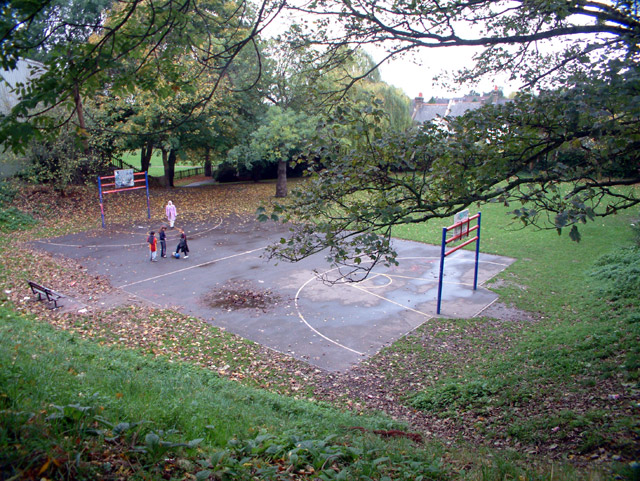 Recreation Ground by Widmore Road, BR1