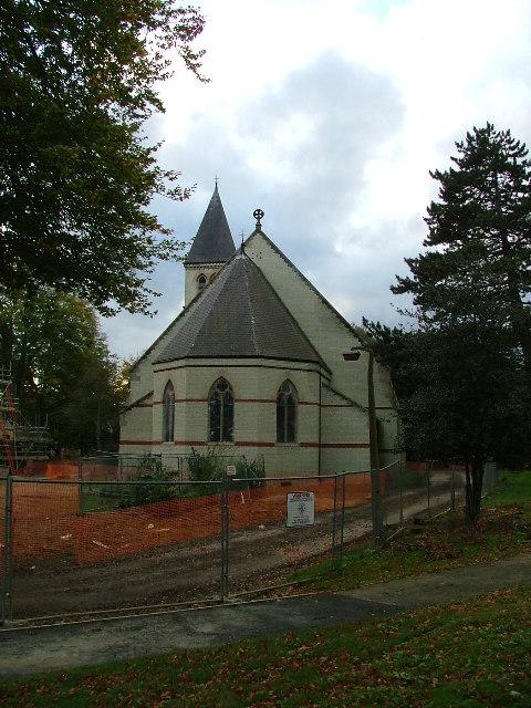 Church - Fairfield Park