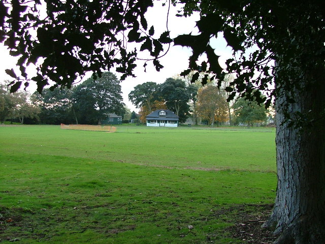 Fairfield Park - cricket ground