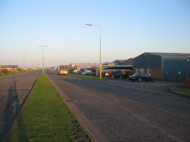 Carnaby Industrial Estate