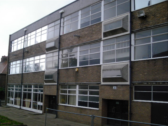 St Cuthbert's Sixth Form Block