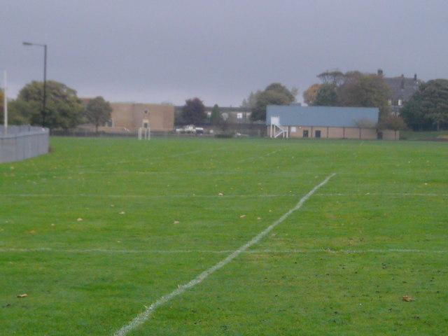 School Fields and Gym