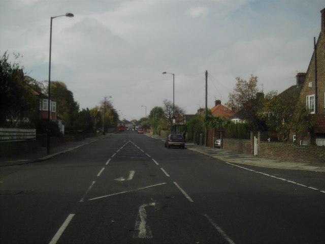 Fenham Hall Drive