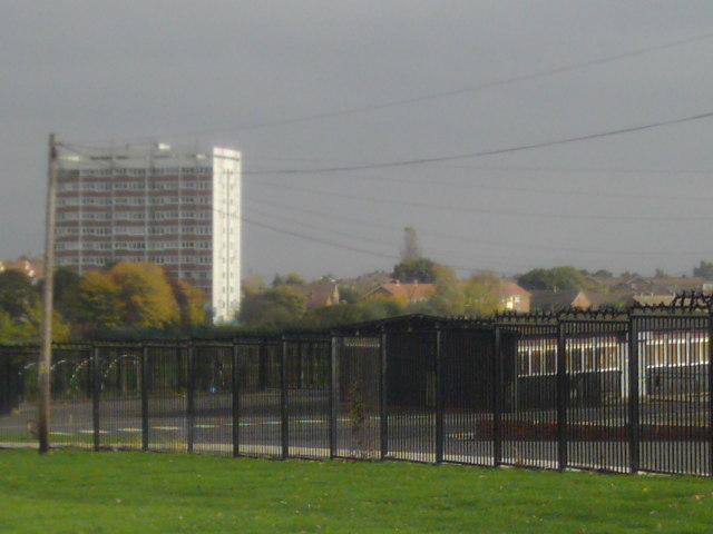 Harehills Tower, Kenton