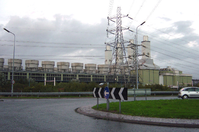 Power Station, Rockcliffe hall