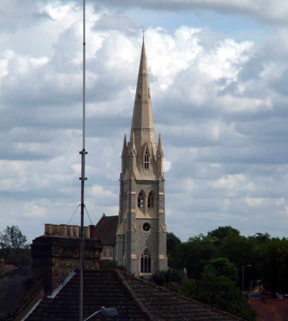 Christ Church, Forest Hill SE23