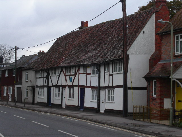 Cottages, Crowmarsh Gifford