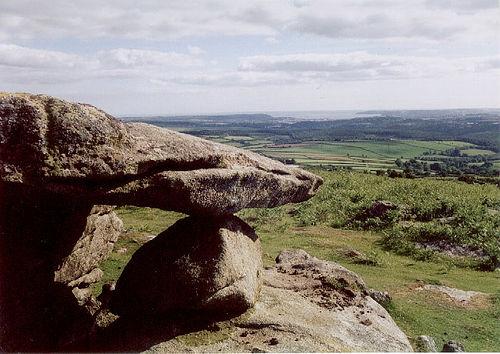 Hawks Tor, Dartmoor