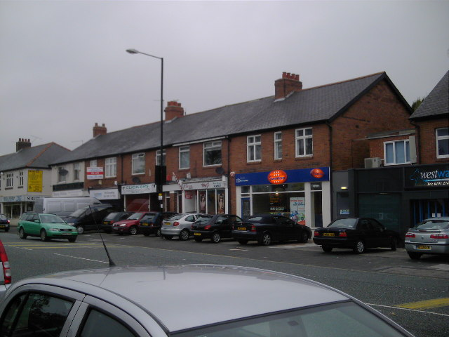 West Road Shops