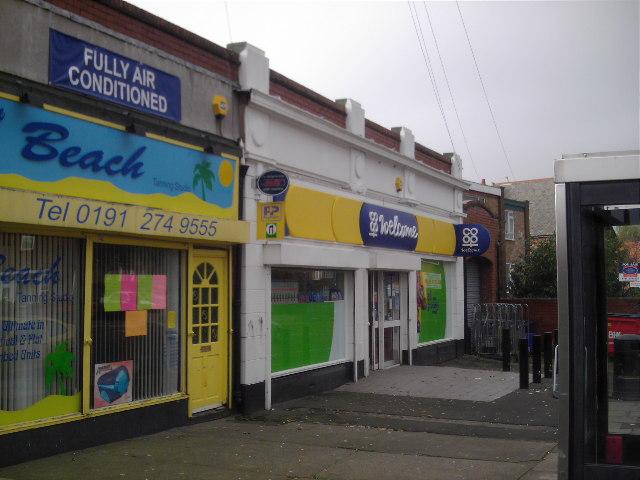 Cedar Road Shops
