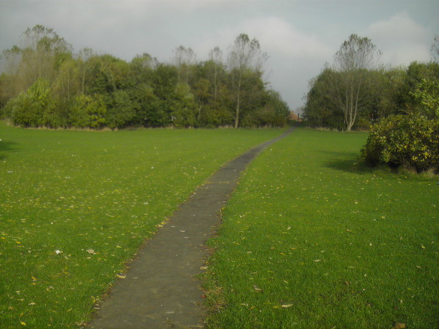 Footpath to Cowgate