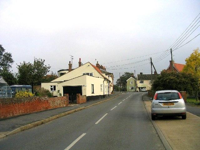 Alderton, Suffolk