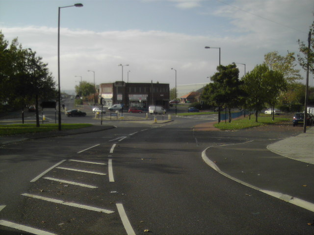Silver Lonnen Roundabout