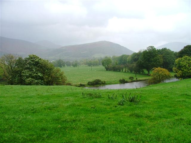 River Derwent From the Road to How