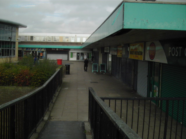 Denton Park Shops (another view)