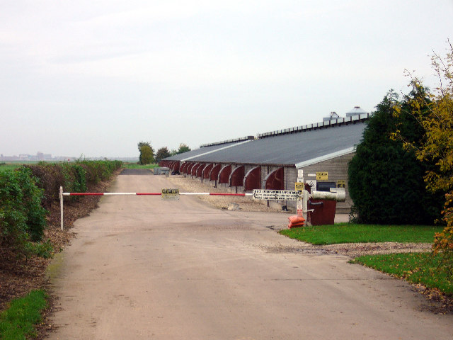 Leys Farm Poultry Units