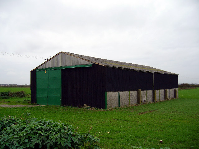 Leys Farm - Barn