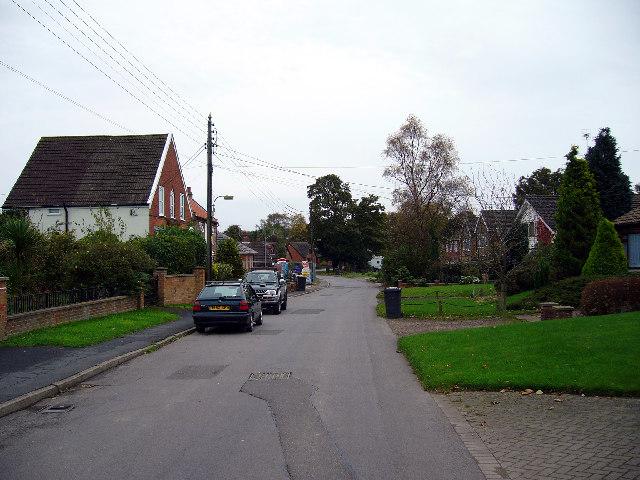 Westoby Lane - Looking South East