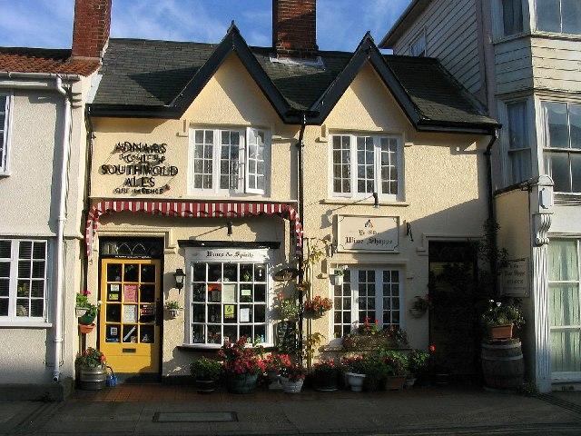 """Ye Olde Wine Shoppe"" - Aldeburgh"