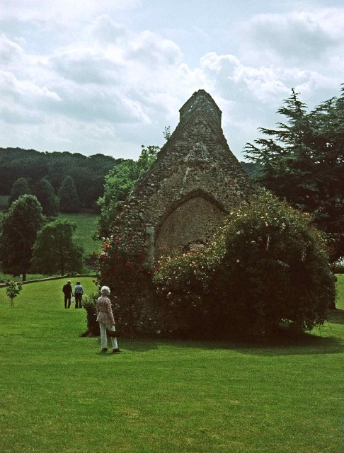 Remains of St Margaret's Church, Bayfield, Norfolk