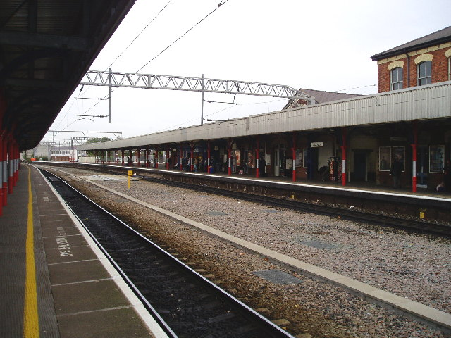 Stockport railway station