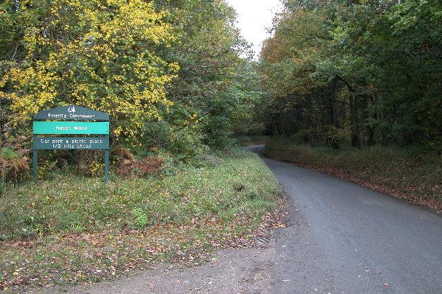 Haughwood Gate