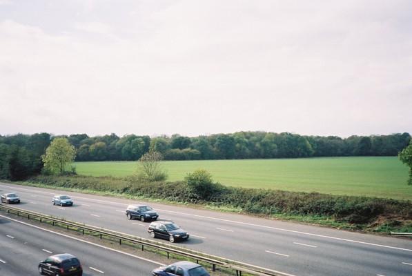 M4, Littlefield Green
