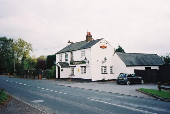 The Royal Oak, Paley Street