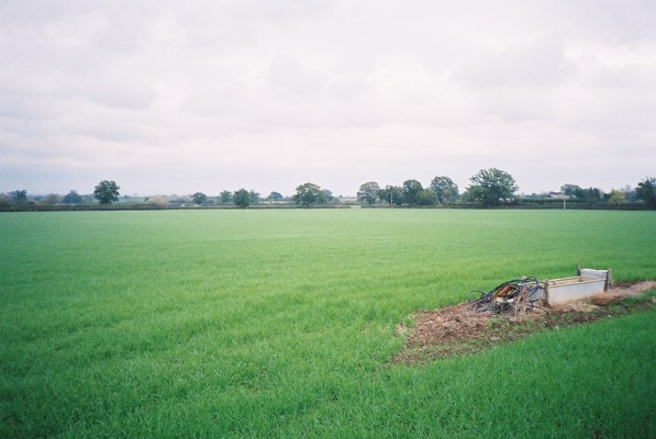 Farmland between Holyport and Fifield