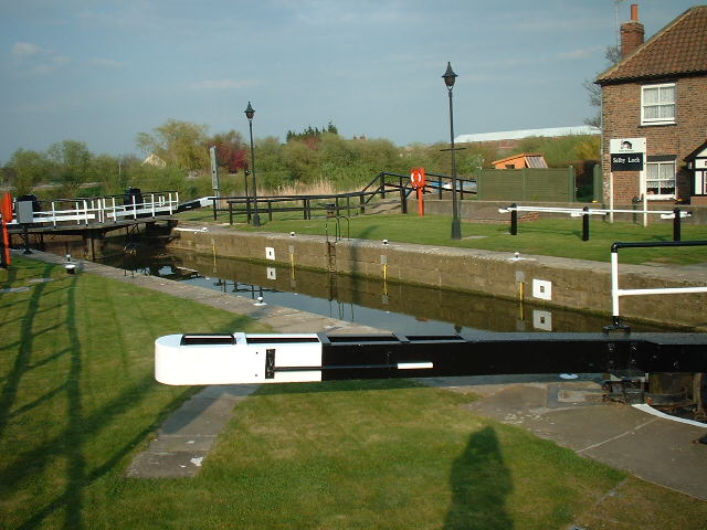 Selby Lock. Selby to Haddlesey Canal