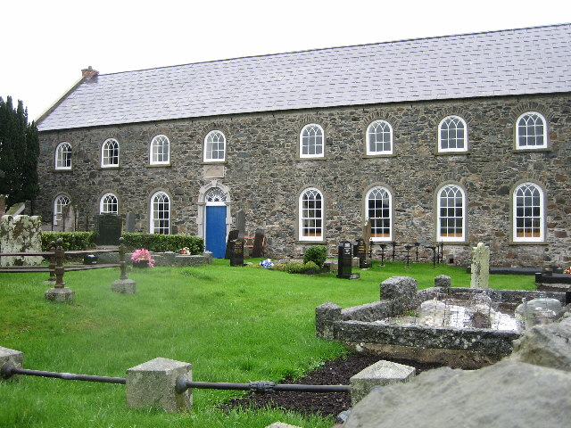 Rademon (First Kilmore) Non-subscribing Presbyterian Church