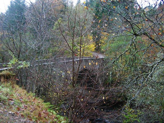 Cumhann-leum Bridge.