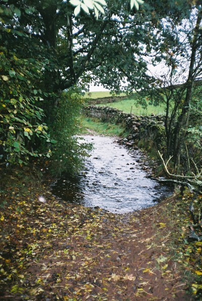 Ford near Gamblesby