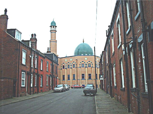Mosque Leeds off Cardigan Road