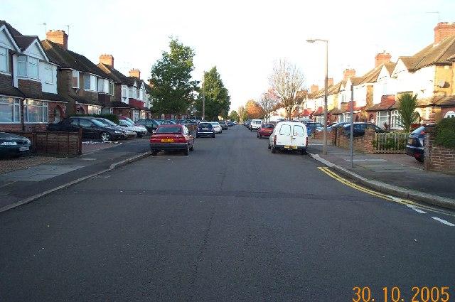Watford: Kingswood Estate