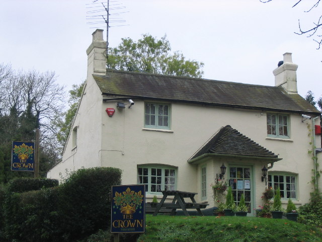 The Crown Inn, Axford