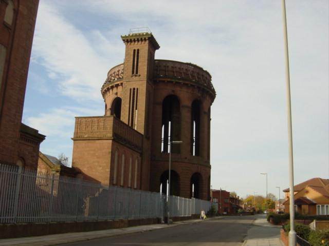 Everton Water Tower