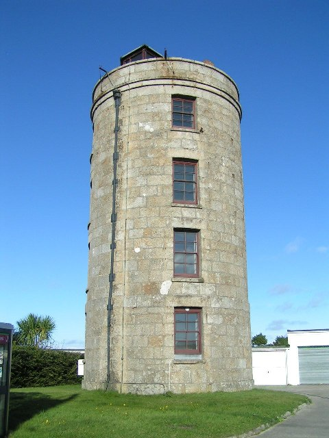 Corsican Tower, Telegraph