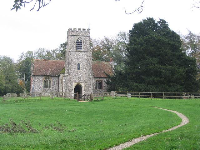 Church at Farleigh Wallop