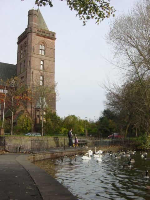 The Liverpool Seamen's Orphan Institution, Newsham Park