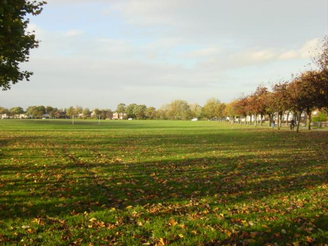 Recreation Ground, Cherry Lane