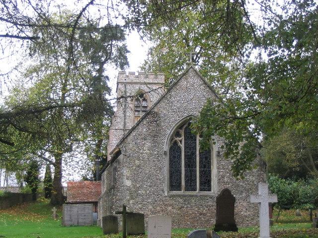 Ellisfield Church