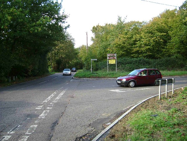 Hawkswood and South Hanningfield Roads