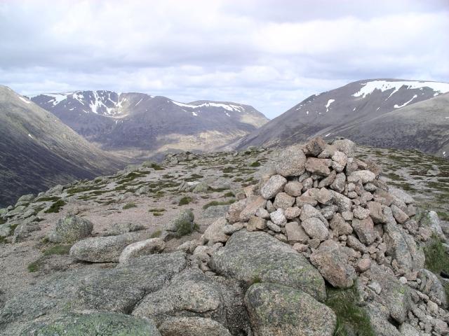 Carn a' Mhaim : Munro No 95
