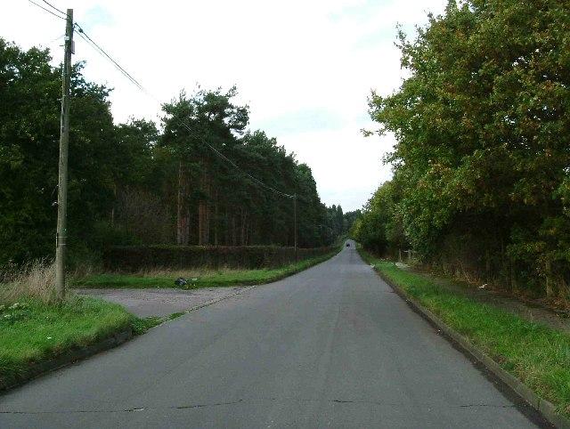 Crowsheath Lane
